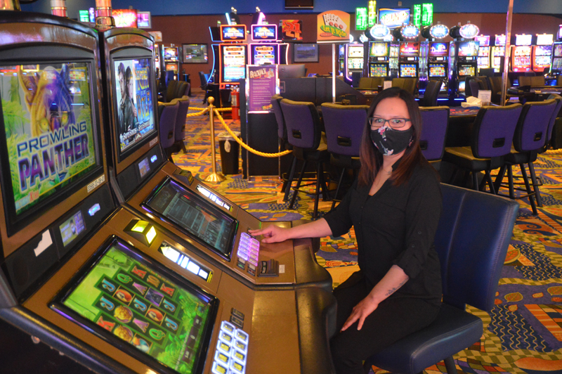 Can Online Casino Ever Tell?