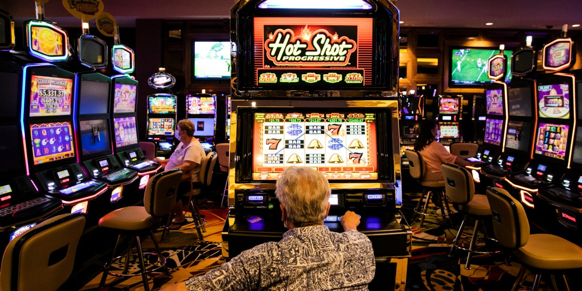 How To show Casino Higher Than Anyone Else