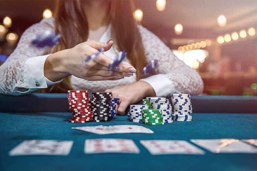 What Does Online Gambling Imply